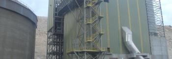 2009 – 4 Nolu Çimento Değirmeni