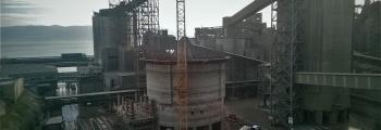 2017 – 9 Nolu Çimento Silosu (Yatırım Devam Ediyor)