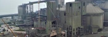 2017 – 4 nolu Çimento Değirmeni Modifikasyonu (Yatırım Devam Ediyor)